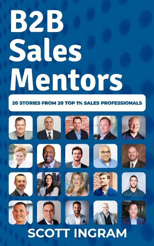 B2B Sales Mentors Book